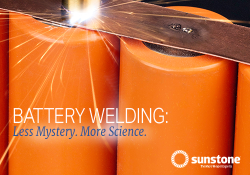 Battery Welding: Less Mystery. More Scienc.
