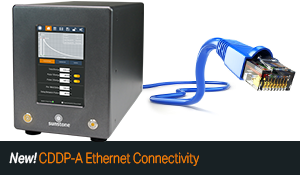 Ethernet connectivity with Sunstone CDDP-A welder